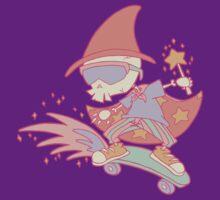 Rad Skeleton Wizard by Lady-Nini