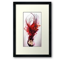 Set Your Mind Free Framed Print