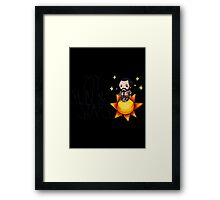 "Game of Thrones - Khal Drogo ""My Sun and Stars"" Framed Print"