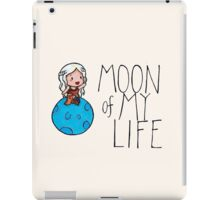 "Game of Thrones - Daenerys ""Moon of My Life"" iPad Case/Skin"