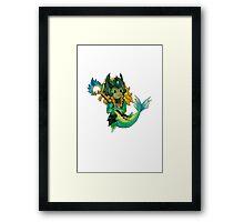 Nami (League of Legends) Framed Print