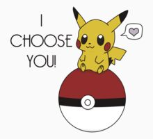 Pokemon Pikachu Valentine's Day Design! (Shirts and Apparel) Kids Clothes