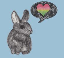 I love you by Margybear