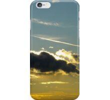 Evening Contrail iPhone Case/Skin