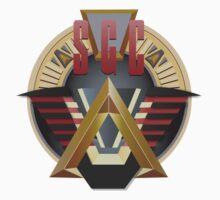 SGC Logo (Stargate Command)  by Paul Elder