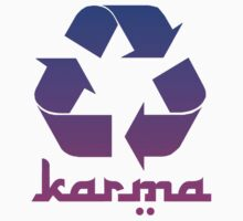 Recycle KARMA by robotface