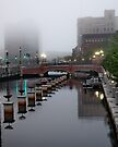 Early Morning Fog by Barry Doherty