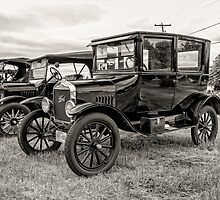 1923 Ford Model T Tudor by PhotosByHealy