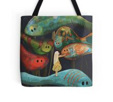 My Fascinating Friends Tote Bag