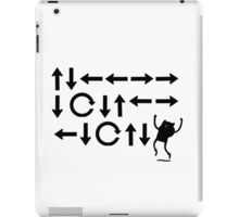 Defeat the enemies of the sun with THE COMBO MOVE iPad Case/Skin