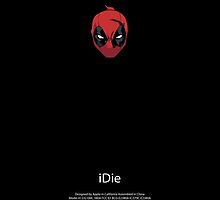 Deadpool dies by mkey