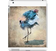 The Dancing Crane iPad Case/Skin