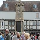 Canterbury - The War Memorial  by rsangsterkelly
