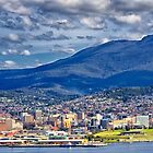 Mount Wellington by Paul Amyes