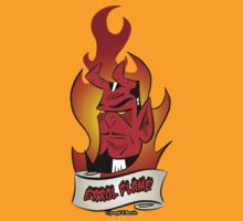 Beelzebub Six: Errol Flame by barrileart