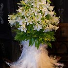 Lily Arrangement by Elaine Teague