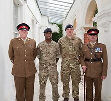 Armed Forces Day Bromley Kent by Keith Larby