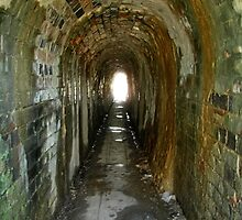 Light At The End Of The Tunnel by Fay Freshwater