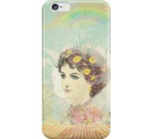 Beautiful Victorian lady iPhone Case/Skin