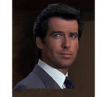 Pierce Brosnan - James Bond 007 Photographic Print