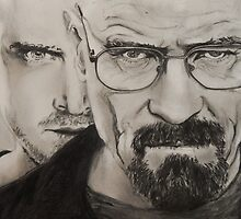 Breaking Bad by BlueWhippet