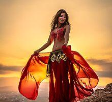 Catalonian Dancer 2 by Robbie Labanowski