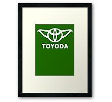 Toyoda Framed Print