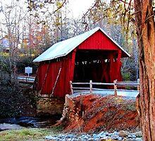 *Campbell's Covered Bridge* by DeeZ (D L Honeycutt)