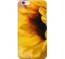 *Sunflowers Impression Painting* iPhone Case/Skin