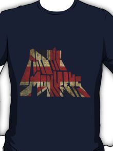 Arctic Monkeys - Union Jack T-Shirt