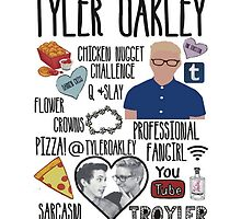 Troyler Merch by CXRMXNyoutubers