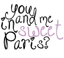 Sweet Paris - Emison by kehu