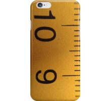 Measure iPhone Case/Skin