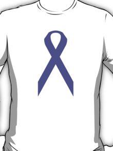 Leiomyosarcoma Awareness ribbon T-Shirt