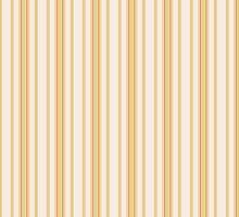 Dawn Pink Orange-Green vertical retro stripes by o2creativeNY