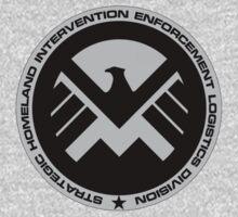 Marvel - S.H.I.E.L.D Logo Kids Clothes