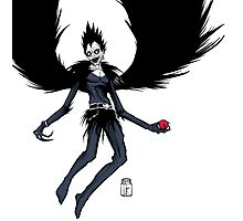 Ryuk from Death Note Photographic Print