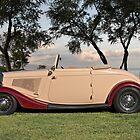 1934 Ford Cabriolet I by DaveKoontz