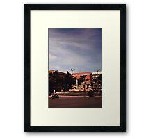 Cibeles Framed Print