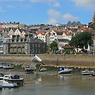St Peter Port, Guernsey by RedHillDigital