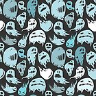 Ghosts party by shizayats