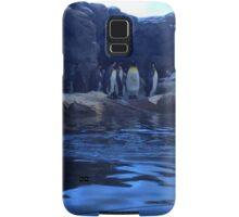 Penguin Plunge Samsung Galaxy Case/Skin
