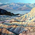 Death Valley California by Elaine Bawden