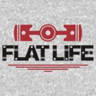 Flat Life (5) by PlanDesigner