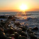 Sennen Cove Sunset by mpstone