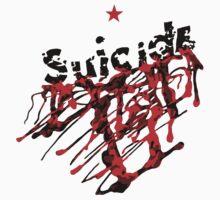 Suicide - Suicide (self-titled) by MrAceyAce