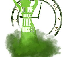 No one mourns the wicked by Aviana52