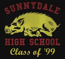 Sunnydale Class of '99 T-Shirt