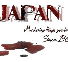 Japan Killing Cove since 1969 by MythicFX