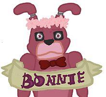 Bonnie the Bunny by SuperSidekick
